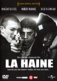 "Poster ""La haine"""