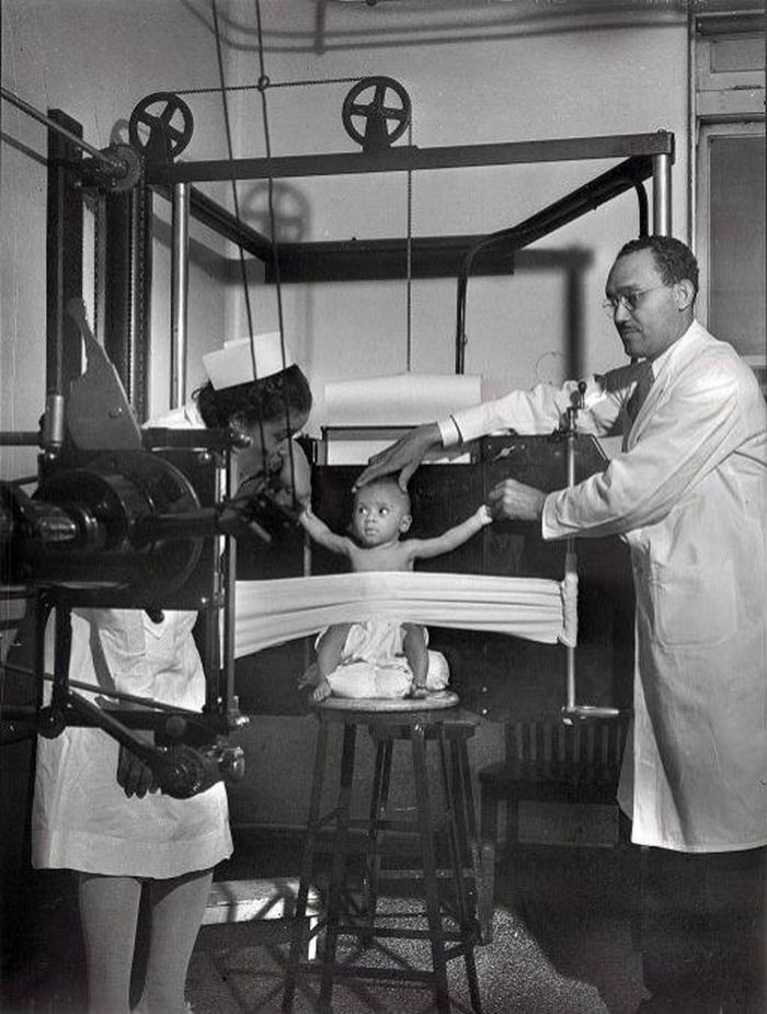 radiografie in 1942