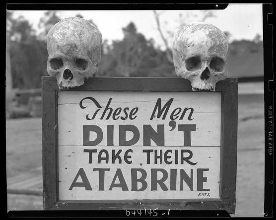 Atabrine, 1941