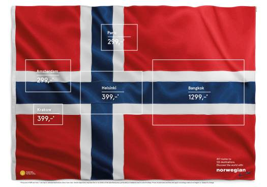 Norwegian-The-Flag-of-Flags