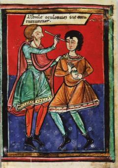 eye op medieval