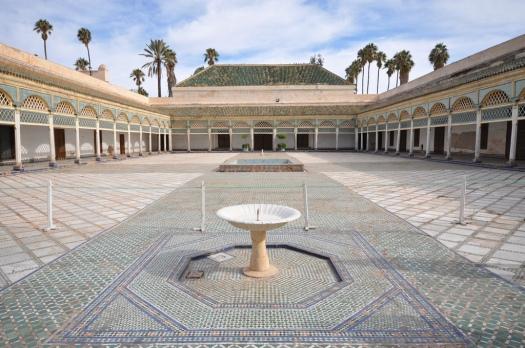 Marrakech el_bahia_palace