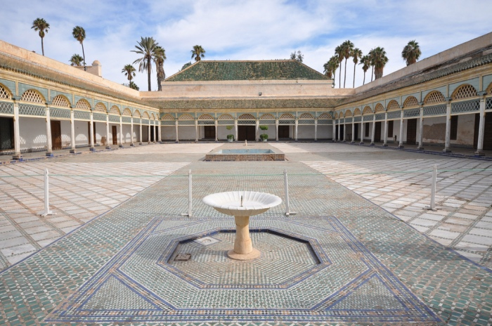Marrakech el_bahia_palace