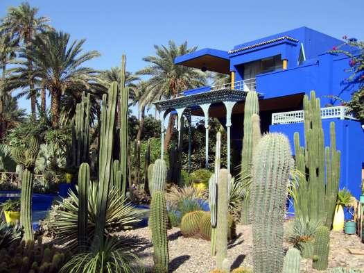 Marrakech Majorelle_Garden