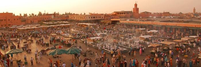 Marrakech_Djemma EL Fna