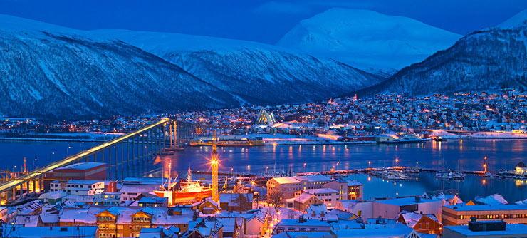 northern Tromso-city-winter-Norway-740