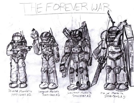 forever war mandella