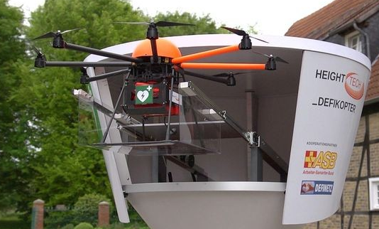Defikopter - sursa ASB eV