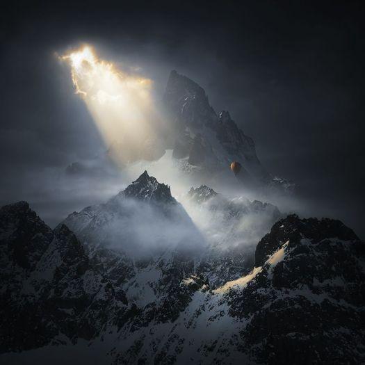 cer si munti