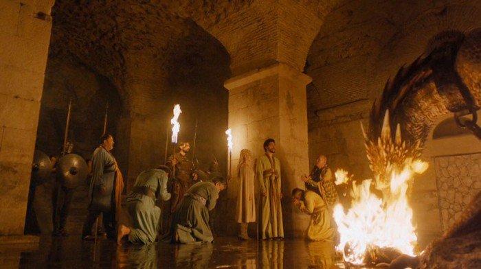 Am gasit dragonii @HBO
