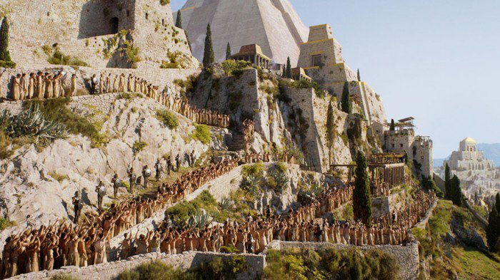 Mereen @HBO