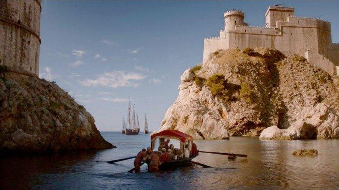 King's Landing @HBO