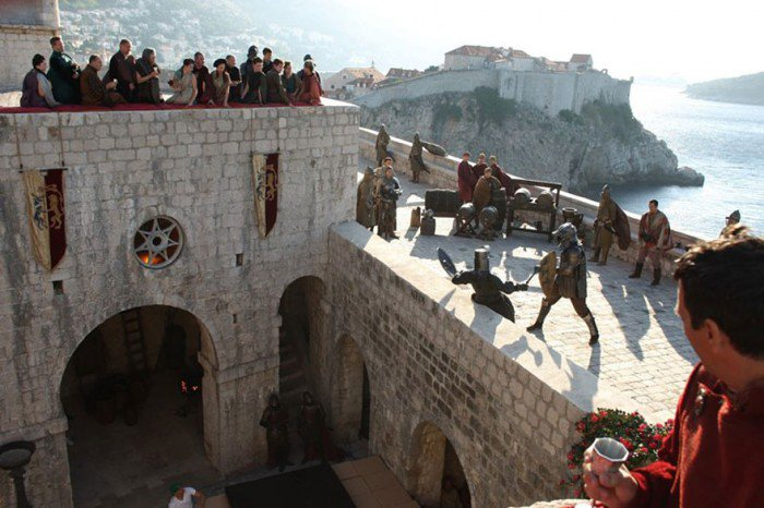 Red Tower, King's Landing Turnul Minčeta