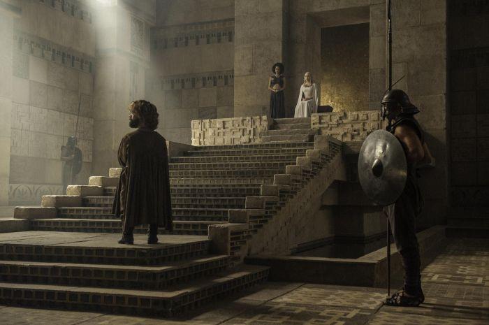Sala tronului @HBO