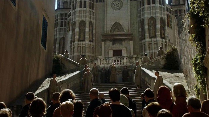 The walk of atonement @HBO