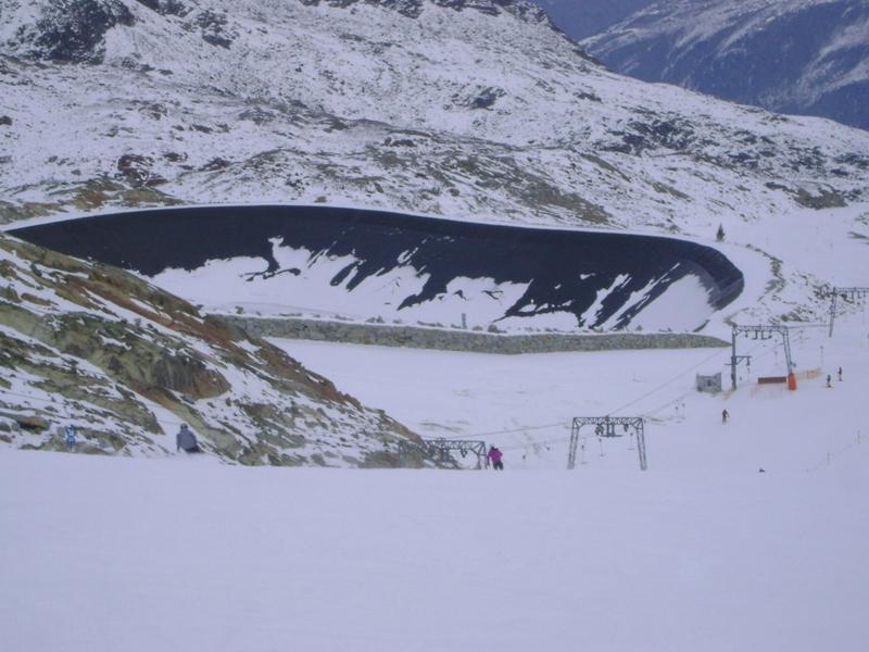 Speicherteich Panorama alpinforum Brandi